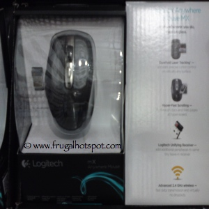 Logitech Anywhere MX Wireless Mouse
