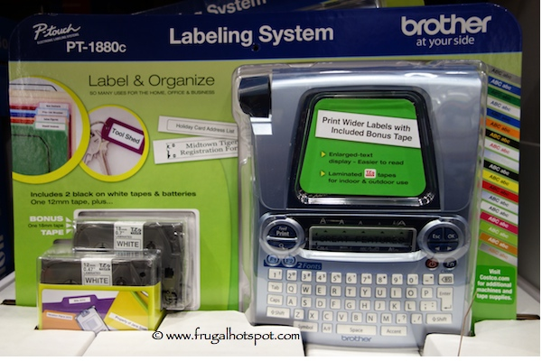 Brother P-Touch Label Maker PT 1800C