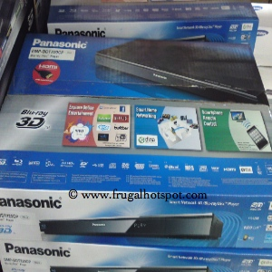 Panasonic 3D Blu-Ray Player DMP-BDT220CP