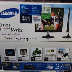 "Samsung 27"" Computer LED Monitor 