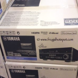 Yamaha HTR 4065 5.1 Channel Receiver at Costco