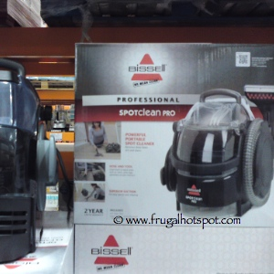 Bissell Pro Portable Spot Cleaner | Costco