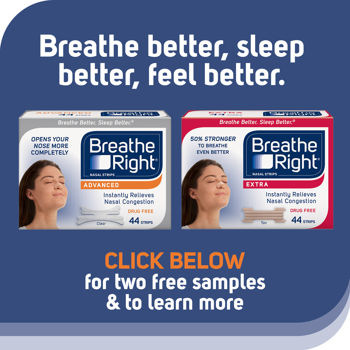 Breathe Right Nasal Strips | Costco