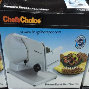 Chef's Choice Electric Food Slicer | Costco