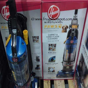 Hoover Windtunnel Rewind Plus Pet Bagless Vacuum