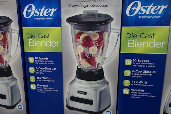 Oster Die Cast Blender Costco