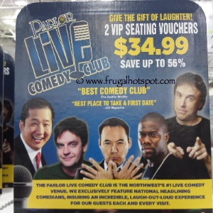 Parlor Live Comedy Club | Costco