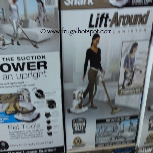 Shark Lift Around Canister Vacuum | Costco