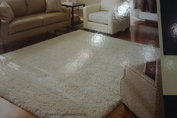 Costco Clearance Thomasville Luxury Shag Rug Frugal Hotspot