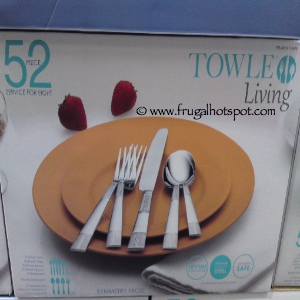 Towle Flatware Symetry Frost