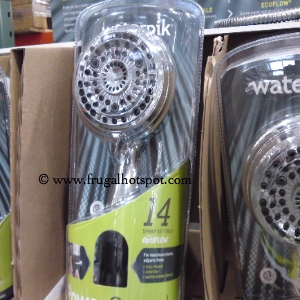 Waterpik Power Spray Hybrid Chrome Shower Head