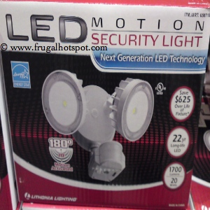 Acuity Brands Lithonia Light LED Motion Security Light | Costco