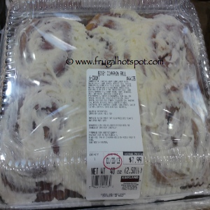 Costco Gooey Cinnamon Rolls