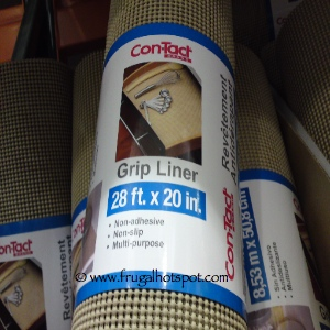 Contact Brand Grip Shelf Liner | Costco