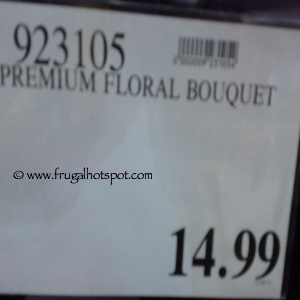 Costco Flowers Premium Floral Bouquet Price