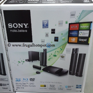 Sony 3D Blu-ray Home Theatre System BDV-T79