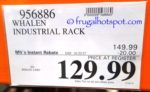 Costco Sale Price: Whalen Industrial Rack
