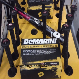 DeMarini Vendetta Baseball Bat | Costco