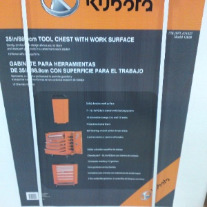 Kubota Tool Chest | Costco