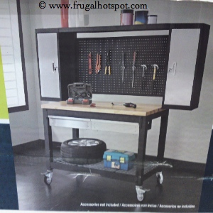Whalen Industrial Mobile Workbench | Costco