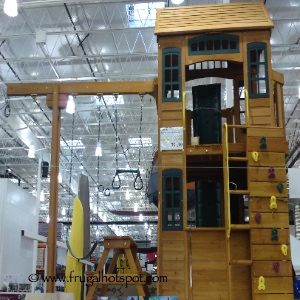 Cedar Summit Cedarview Premium Playset