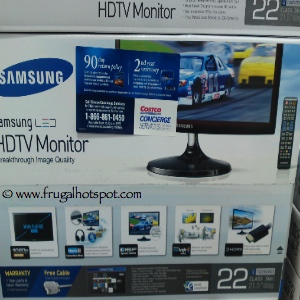 "Samsung 21.5"" 1080p LED LCD HDTV 
