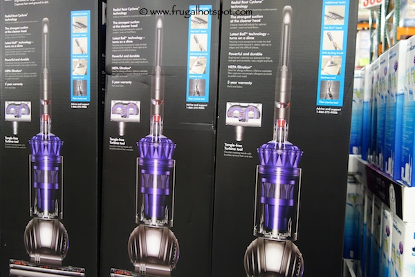 Dyson DC41 Animal Ball Plus Bagless Upright Vacuum