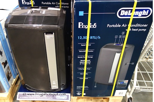 DeLonghi 12.5K BTU Portable Air Conditioner Costco