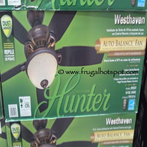 Hunter Ceiling Fan Westhaven