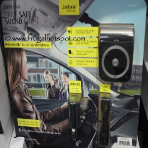 Jabra Tour Bluetooth In-Car Speakerphone