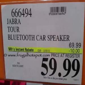 Jabra Tour Bluetooth Car Speaker Costco Price