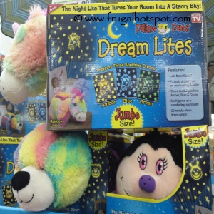Pillow Pet Dream Lites Jumbo Size