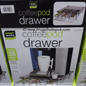 Costco Deal Smartworks Coffee Pod Drawer 15 Frugal Hotspot