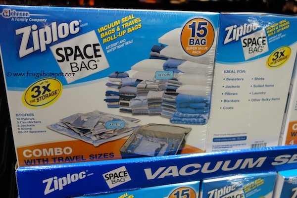 Ziploc Space Bag Costco