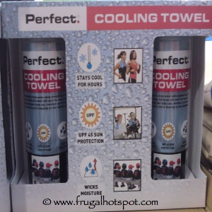 Perfect Fitness Cooling Towels | Costco