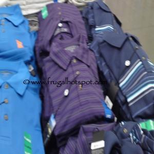 Pebble Beach Men's Short Sleeve Performance Polo Shirt