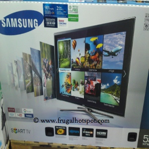"Samsung 55"" Smart LED LCD HDTV UN55F6350A"