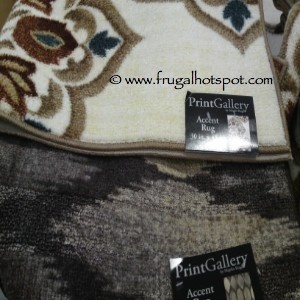 Print Gallery Accent Rug by Maples Rugs