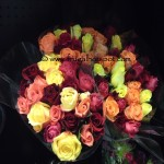 Costco Roses Rainforest Alliance Certified