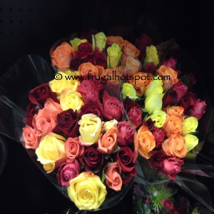 Costco Roses | Rainforest Alliance Certified
