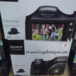 Sony DSC-H200 Digital Camera