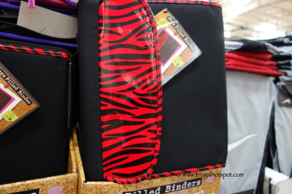 "Tech Gear Mega Filled Binder 1.5"" D-Ring Costco"