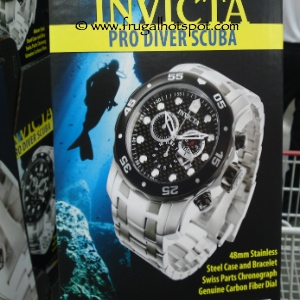 Invicta Pro Diver Scuba Mens Watch