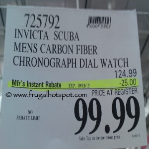 Invicta Pro Diver Scuba Mens Watch Costco Price