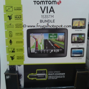 "TomTom 5"" GPS Costco"
