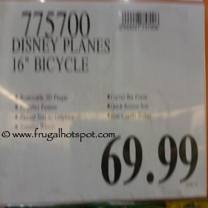"Disney Planes 16"" Bicycles by Huffy Costco Price"