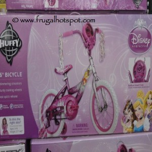 "Disney Princess 16"" Bicycle by Huffy"