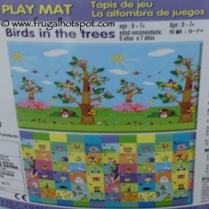 Genius Bear or Birds in the Trees Play Mat