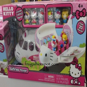 Hello Kitty Airlines Playset