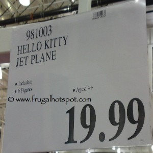 Hello Kitty Airlines Playset Costco Price